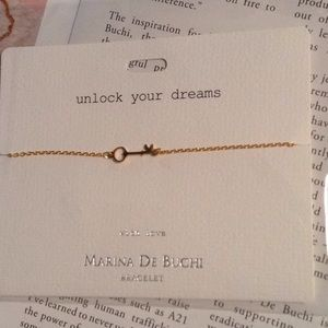 Luxe gold plated bracelet